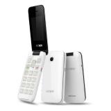 Mobilní telefon ALCATEL 2051D-3AALCZ1 - bílý
