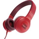 Sluchátka JBL E35 - červená