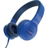 Sluchátka JBL E35 - modrá