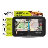 Navigace TomTom GO 5200 World, Wi-Fi, LIFETIME mapy
