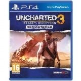 Hra Sony PlayStation 4 Uncharted 3: Drake\'s Deception