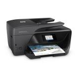 Tiskárna multifunkení HP Officejet Pro 6970 A4, 20str./min, 11str./min, 1200 x 600, 1 GB, automatický duplex, WF, USB - eerná
