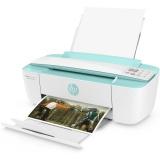 Tiskárna multifunkční HP DeskJet Ink Advantage 3785 A4, 8str./min, 5str./min, 1200 x 1200, 64 MB, manuální duplex, WF, USB - bílá/zelená