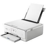 Tiskárna multifunkční Canon PIXMA TS8051 A4, 15str./min, 10str./min, 9600 x 2400, duplex, WF, USB - bílá