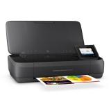 Tiskárna inkoustová HP Officejet 252 Mobile AiO A4, 10str./min, 7str./min, 1200 x 1200, 256 MB, WF, USB