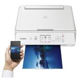 Tiskárna multifunkční Canon PIXMA TS5051 A4, 12str./min, 9str./min, 4800 x 1200, manuální duplex, WF, USB - bílá