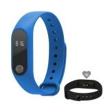 Fitness náramek Aligator M2 - modré