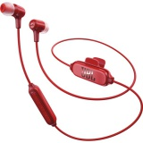 Sluchátka JBL E25BT - červená