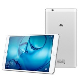"Dotykový tablet Huawei MediaPad M3 8.4 32GB Wi-Fi 8.4"", 32 GB, WF, BT, GPS, Android 6.0 - stříbrný"