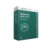 Software Kaspersky Anti-Virus 2017 / 1 zařízení na 1 rok + 3 měsíce navíc zdarma