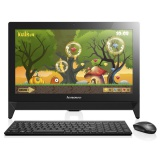 "Počítač All In One Lenovo IdeaCentre AIO C20-00 19.5"",Celeron J3060, 4GB, 500GB, DVD±R/RW, HD 400, bez OS - černý"