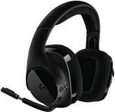 Headset Logitech Gaming G533 Wireless - černý