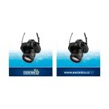 POS materiál - igelitová taška Euronics image foto (300 ks v balení)