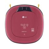 Vysavač robotický LG VR86010RR Dual Eye 2.0™, Daily Carpet Care+ Hom-Bot Square