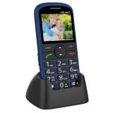 Mobilní telefon CPA Halo 11 Senior - modrý