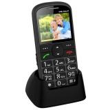 Mobilní telefon CPA Halo 11 Senior - šedý