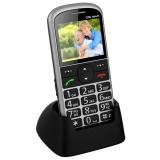 Mobilní telefon CPA Halo 11 - stříbrný