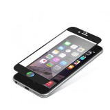 Ochranné sklo InvisibleSHIELD Glass Contour pro Apple iPhone 7 Plus - černý rám