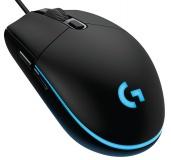 Myš Logitech Gaming G203 Prodigy / optická / 6 tlačítek / 6000dpi - černá