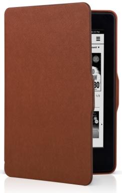 Pouzdro pro čtečku e-knih Connect IT pro Amazon Kindle Paperwhite 1/2/3 - hnědé