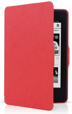 Pouzdro pro čtečku e-knih Connect IT pro Amazon Kindle Paperwhite 1/2/3 - červené