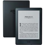 Čtečka e-knih Amazon Kindle 8 TOUCH Wi-Fi verze s reklamou  - černá