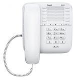 Domácí telefon Siemens Gigaset DA510 - bílý