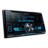 Autorádio Kenwood DPX-5000BT s CD, USB a Bluetooth