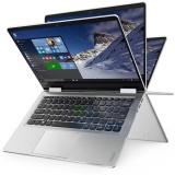 """Ntb Lenovo IdeaPad YOGA 710-11IKB m3-7Y30, 8GB, 256GB, 11.6"""", Full HD, bez mechaniky, Intel HD, BT, CAM, W10  - stříbrný"""