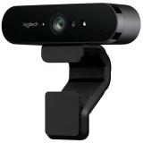 Webkamera Logitech BRIO 4K - černá