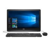 """Počítač All In One Dell Inspiron One 24 3000 (3464) 23,8"""",i3-7100U, 4GB, 1TB, DVD±R/RW, HD 620, W10 - černý"""
