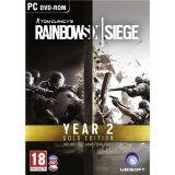 Hra Ubisoft PC Tom Clancy\'s Rainbow Six: Siege Gold Season 2