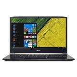"Ntb Acer Swift 5 (SF514-51-5763) i5-7200U, 8GB, 256GB, 14"", Full HD, bez mechaniky, Intel HD 620, BT, FPR, CAM, W10 Home  - černý"