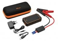 Powerbank Trust Car Jump Starter 10000mAh - černý/oranžový