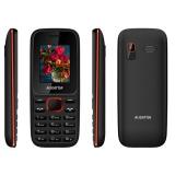 Mobilní telefon Aligator D200 Dual Sim - černý/červený