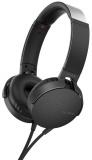 Sluchátka Sony MDR-XB550AP Extra Bass™ - černá