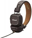 Sluchátka Marshall Major II Bluetooth - hnědá
