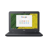 "Ntb Acer Chromebook 11 N7 (C731T-C0YL) Celeron N3160, 4GB, 32GB, 11.6"", HD, bez mechaniky, Intel HD, BT, CAM, Chrome OS  - černý"