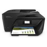 Tiskárna multifunkční HP Officejet 6950 A4, 16str./min, 9str./min, 4800 x 1200, 1 GB, automatický duplex, WF, USB - černý