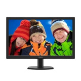 "Monitor Philips 240V5QDAB 23,8"",LED, IPS, 5ms, 1000:1, 250cd/m2, 1920 x 1080,"