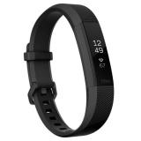 Fitness náramek Fitbit Alta HR large - Black Gunmetal