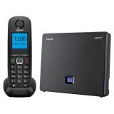 Domácí telefon Siemens A540 IP - černý