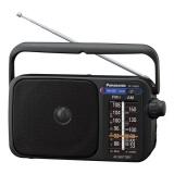 Radiopřijímač Panasonic RF-2400DEG-K, černý