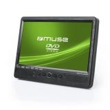 DVD přehrávač MUSE M-1095CVB, duální, přenosný