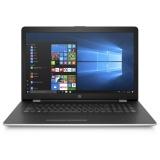 """Ntb HP 17-bs031nc i5-7200U, 8GB, 128+1000GB, 17.3"""", Full HD, DVD±R/RW, AMD Radeon 530, 2GB, BT, CAM, W10  - stříbrný"""