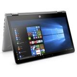 "Ntb HP Pavilion 14 x360-ba005nc Pentium 4415U, 4GB, 1TB, 14"", Full HD, bez mechaniky, Intel HD 610, BT, CAM, W10  - stříbrný"