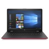 """Ntb HP 17-bs038nc i5-7200U, 8GB, 128+1000GB, 17.3"""", Full HD, DVD±R/RW, AMD Radeon 530, 2GB, BT, CAM, W10  - červený"""