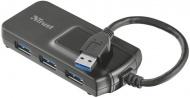 USB Hub Trust USB 3.0 / 4x USB 3.0 - černý