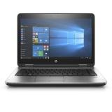 "Ntb HP ProBook 640 G3 i5-7200U, 8GB, 256GB, 14"", Full HD, DVD±R/RW, Intel HD 620, BT, FPR, CAM, Win10 Pro  - černý"