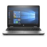 "Ntb HP ProBook 655 G3 A10-8730B, 4GB, 500GB, 15.6"", Full HD, DVD±R/RW, AMD R5, BT, FPR, CAM, Win10 Pro  - černý/stříbrný"
